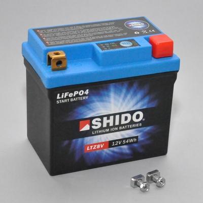 SHIDO Lithium-Batterie LTZ8V Li