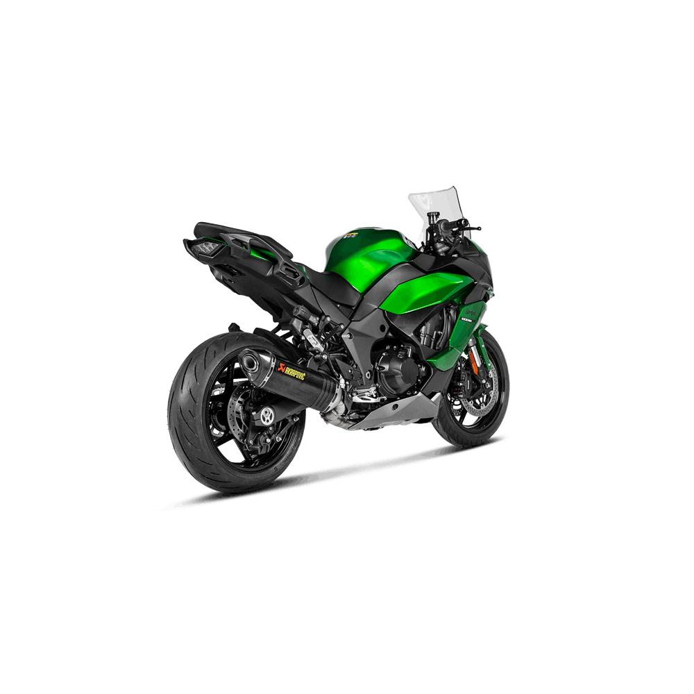 Akrapovic Austauschkrümmer (SS) für Kawasaki Ninja 1000 SX Modelljahr 2020 -