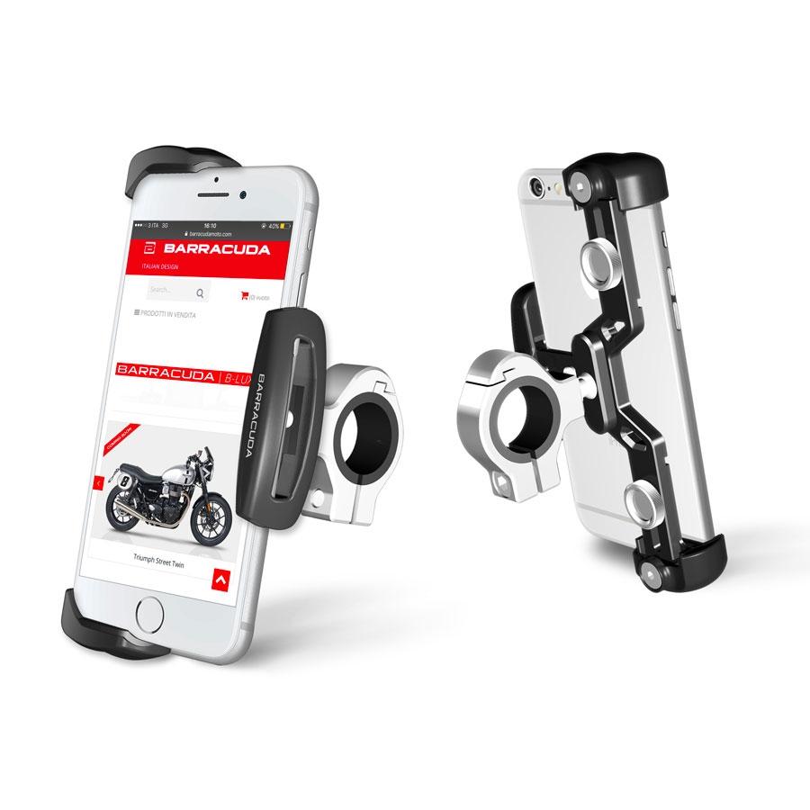 Barracuda universelle Smartphonehalterung für Motorradlenker