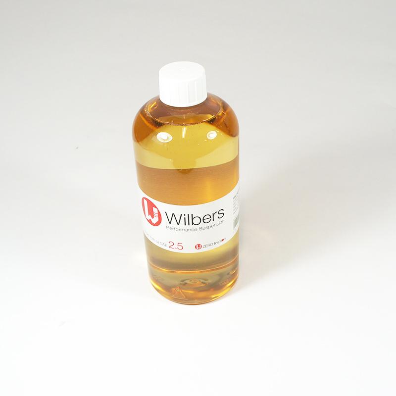 Wilbers Gabelöl SAE 2,5