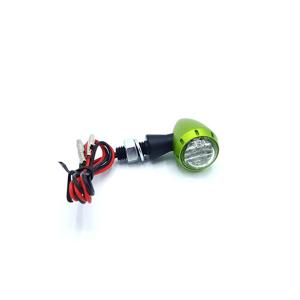 Barracuda Blinker S-LED B-LUX grün