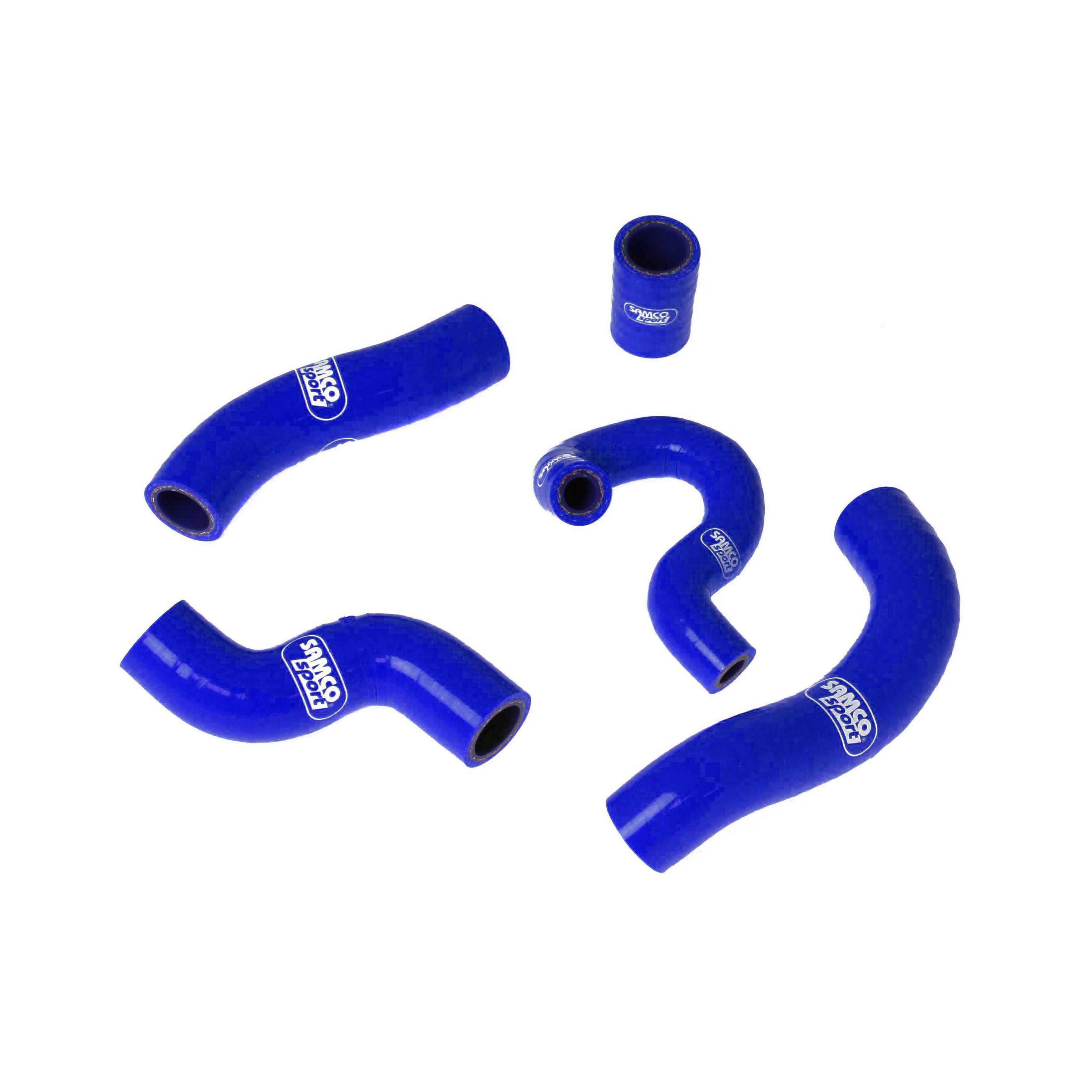 Siliconschlauch Kit blau Husaberg FE450, FE501