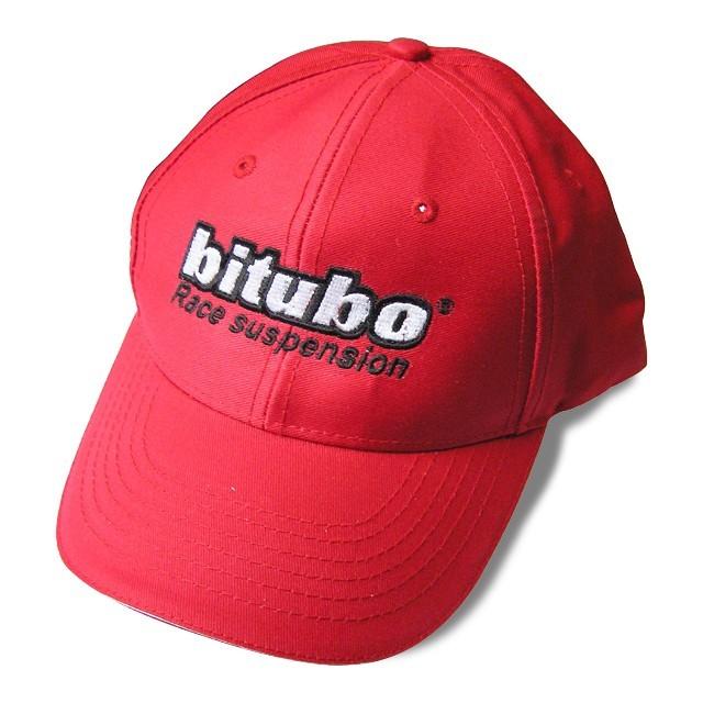 BITUBO Kappe rot