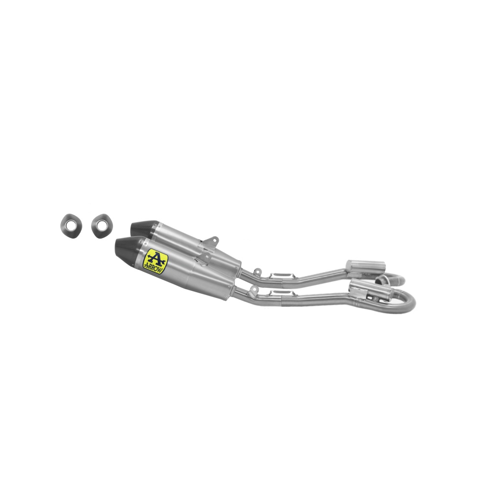 ARROW Comp. Auspuffanlage Honda CRF250R 20-