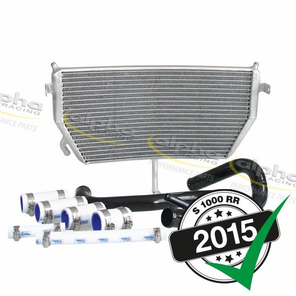 Zusatzkühler Kit alpha Racing