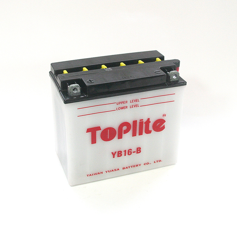 ToPlite YUASA Batterie YB16-B