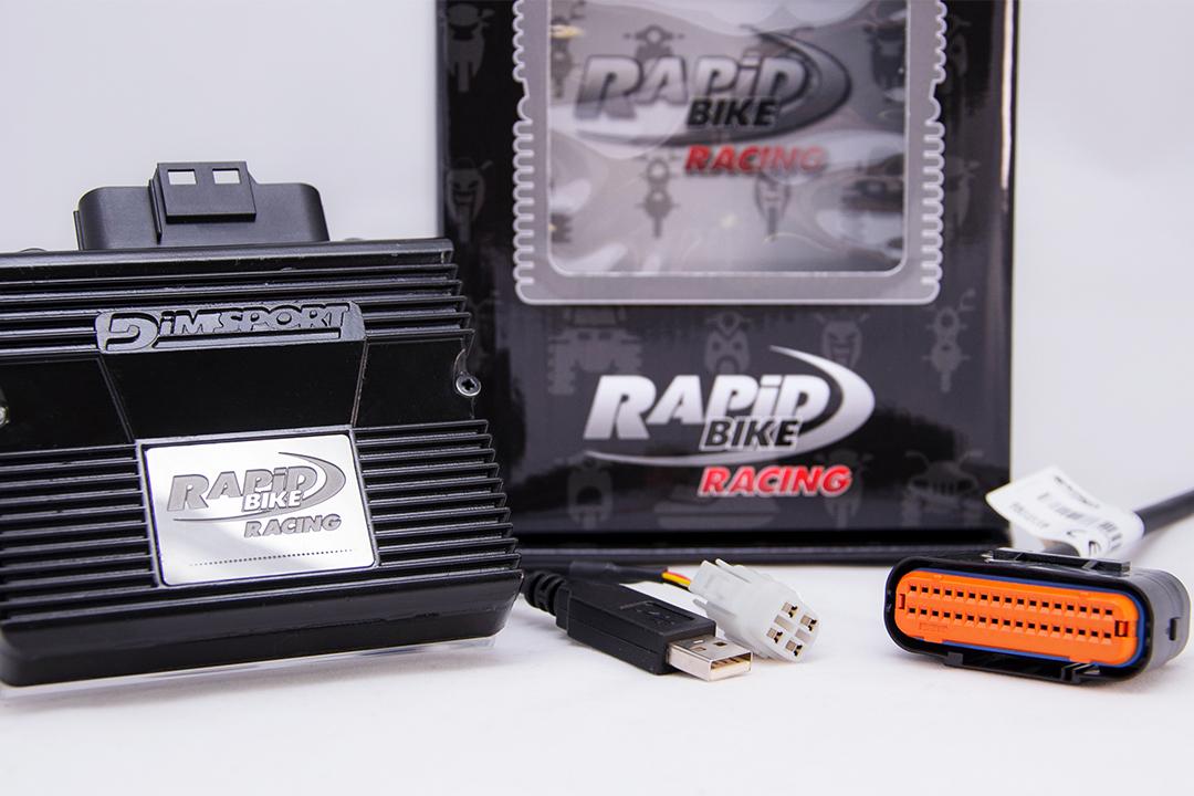 Rapid Bike RACING Kit Kawasaki ZX6R, 2007-08