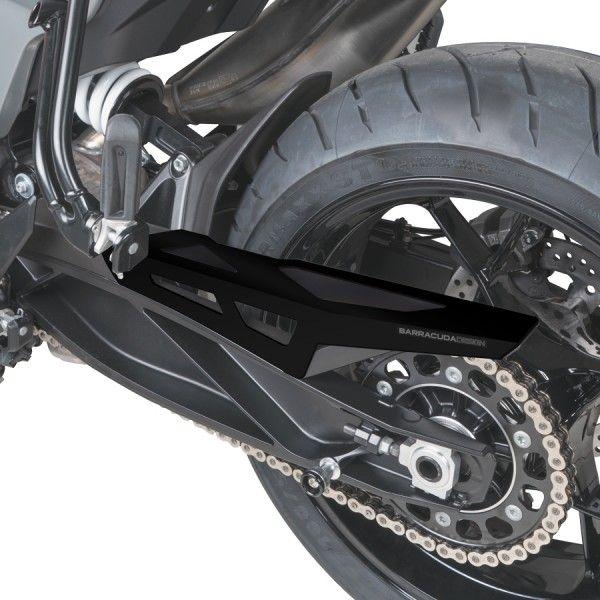 Barracuda Motorrad Kettenschutz KTM 790 DUKE 2018- schwarz