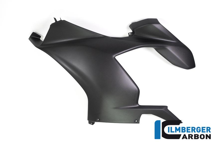 Ilmberger Carbon Verkleidungsseitenteil links matt für Ducati Panigale V4 / V4S ab 2018