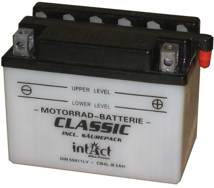 Intact Batterie  CB4L-B