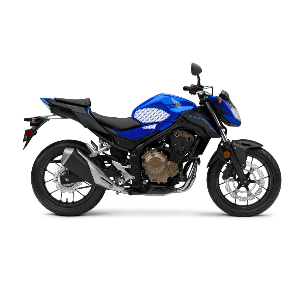 Stompgrip klar, Honda CBR500R / CB500F