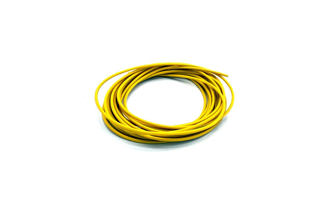 BAAS KR2-GE Elektrokabel gelb, 0,75 mm²