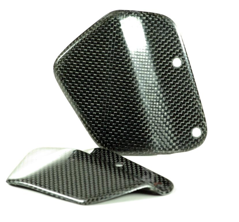 GILLES RCT10GT Einzelteil: Carbon Fersenschutz Kit