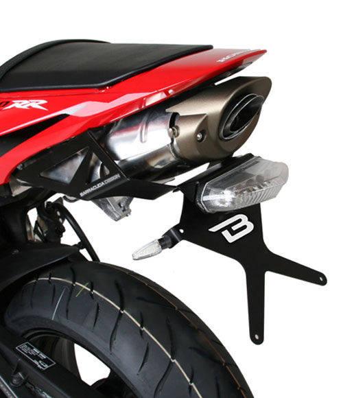 Barracuda Kennzeichenhalter für Honda CBR600RR
