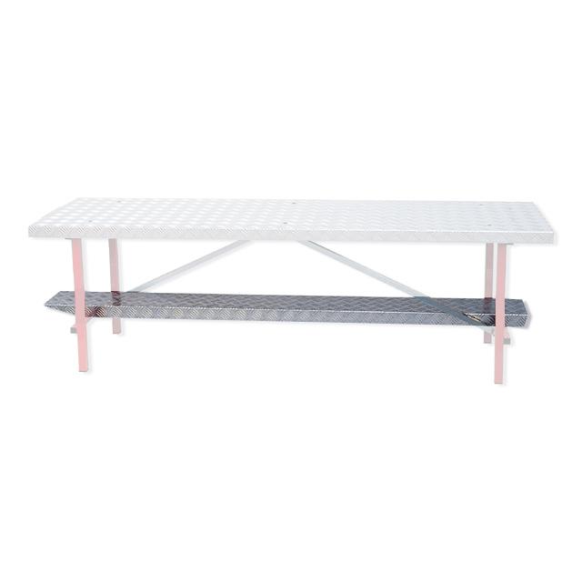 Ersatz-Auffahrrampe für Montagebühnen