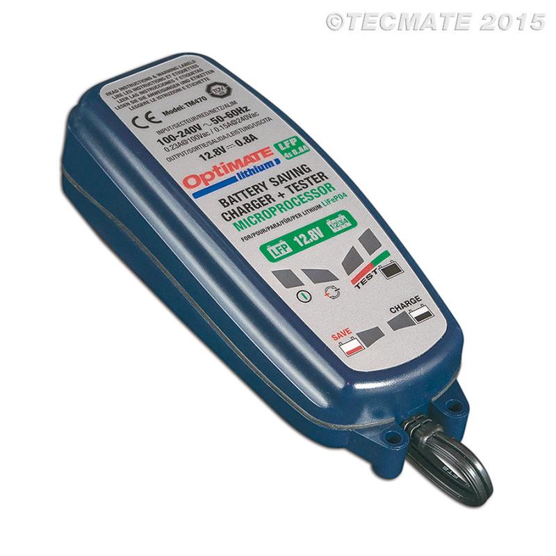 Ladegerät OPTIMATE Lithium 4s 0.8 Ampere