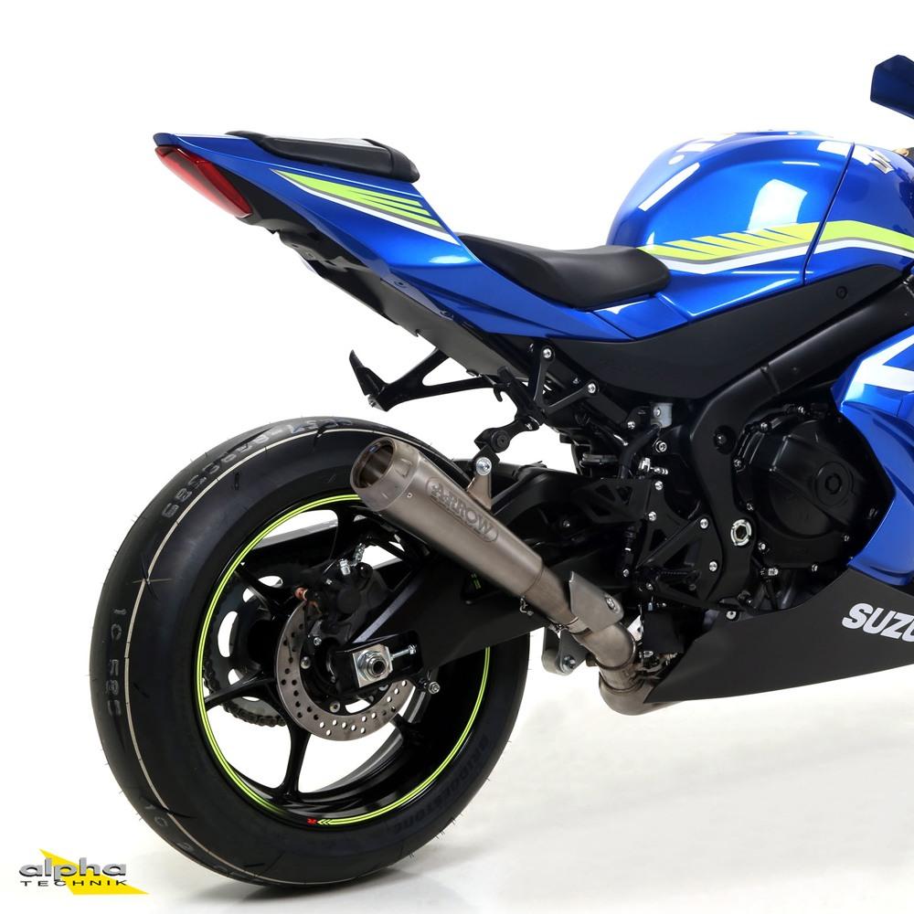 ARROW PRO-RACE Dämpfer Suzuki GSXR1000 17-
