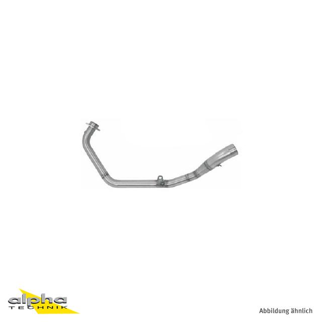 ARROW Racing-Krümmer für Honda CBR300R 2014-16, ohne Katalysator