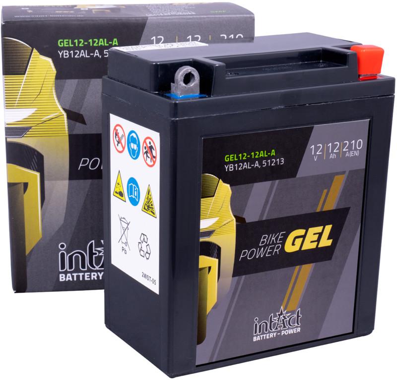 Intact GEL Batterie  YB12AL-A / 51213
