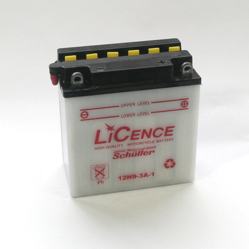 LICENCE Batterie 12N9-3A-1