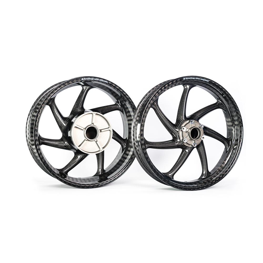 thyssenkrupp Carbon Felgen Style 1  für BMW S1000RR 2R99
