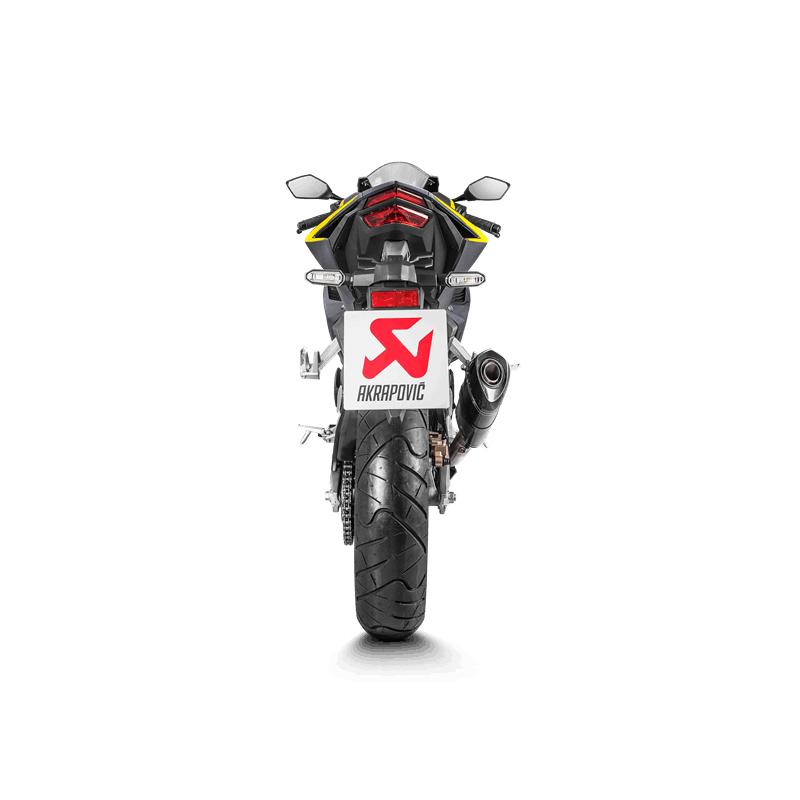 Akrapovic Optional Header (SS) Auspuffanlage für Honda CBR 250 RR Modelljahr 2017-2017