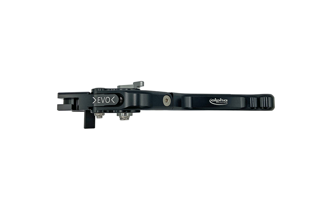 Hebel Set EVO schwarz, für BMW R1200GS 2013- , R1250GS 2019-, R1200R, RS, RT 2014- , R1250R, RS, RT 2019- , K1600GT / Sport 2014-