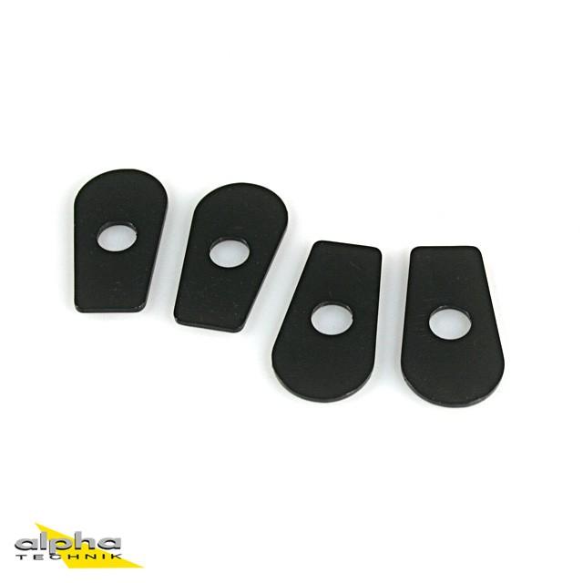 LED-Mini Blinker Adapterplatten Verkleidung für Yamaha YZF-R125 RE06