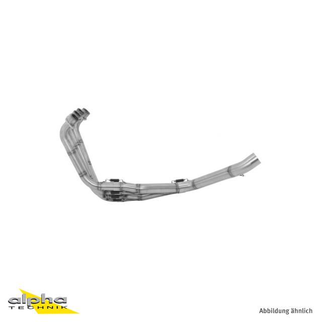 ARROW Racing-Krümmer für Honda CBR650 2014-  / CB650F 2014- , ohne Katalysator