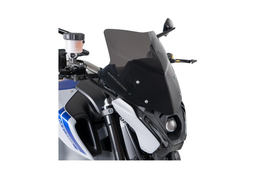 Barracuda Windschild Aerosport Plexiglas für Yamaha MT-09 2021-