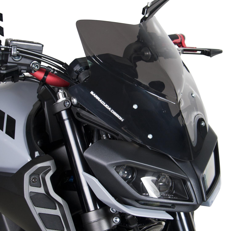 Barracuda Windschild Aerosport Plexiglas für Yamaha MT-09 2017 - 2019