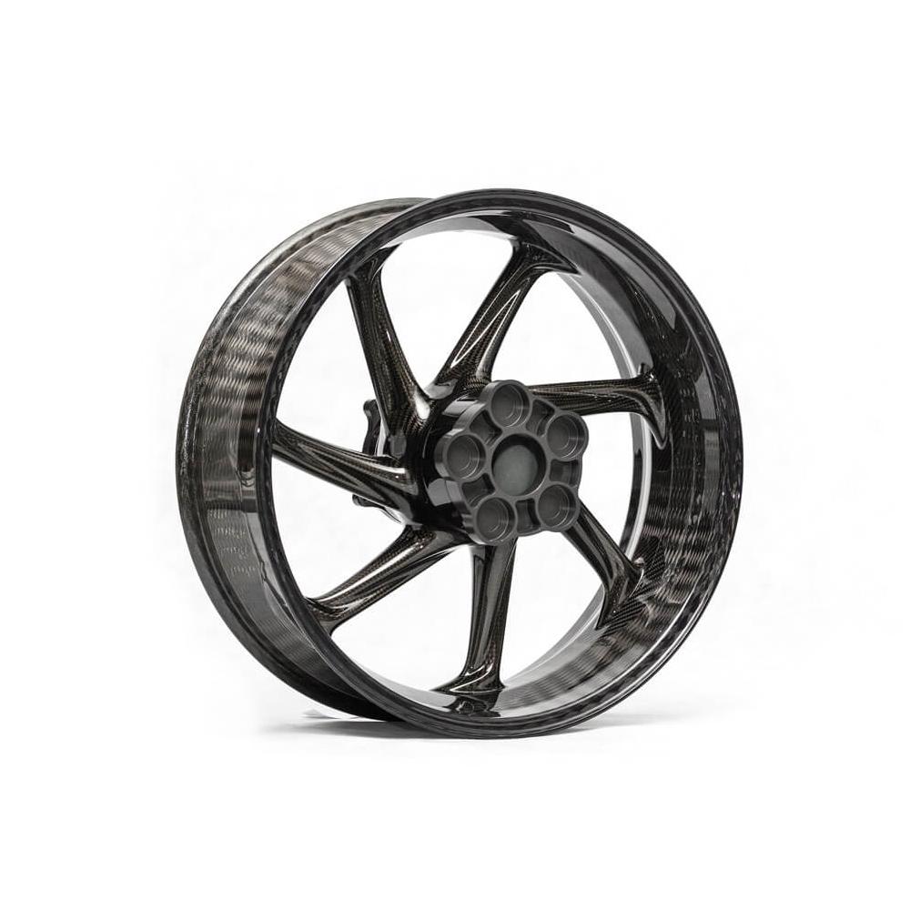 thyssenkrupp Carbon Felgen Style 2  für BMW HP4 RACE 2019-
