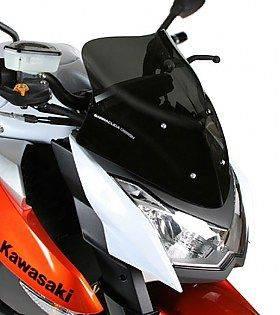 Barracuda Windschild Aerosport Plexiglas für Kawasaki Z1000 2010 - 2013