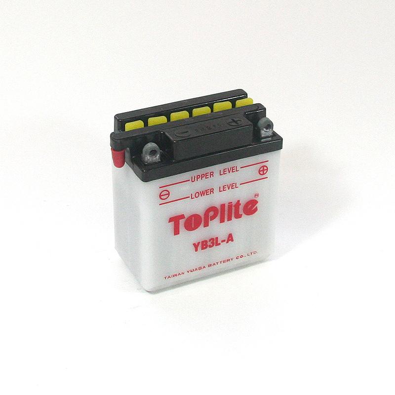 ToPlite YUASA Batterie YB3L-A