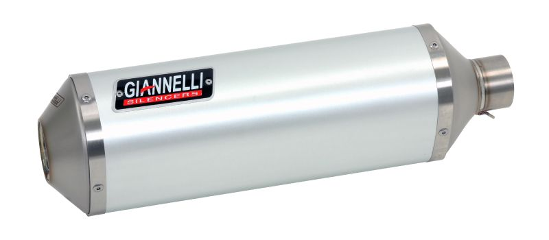 GIANNELLI Auspuff IPERSPORT für Honda VFR1200 2010-16, Aluminium