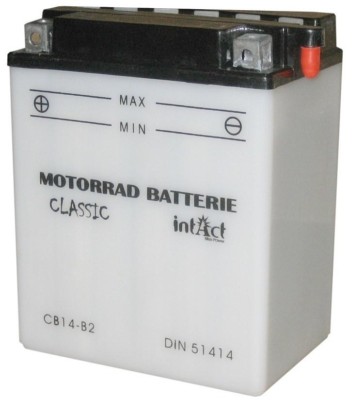Intact Batterie  CB14-B2