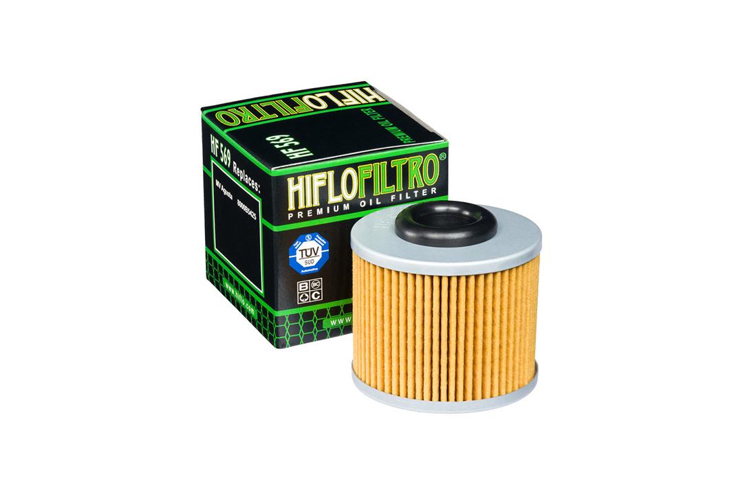 HFILO Ölfilter HF569 für diverse MV Agusta Modelle