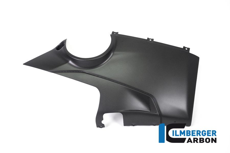 Ilmberger Carbon Verkleidungsunterteil rechts matt für Ducati Panigale V4 / V4S ab 2018