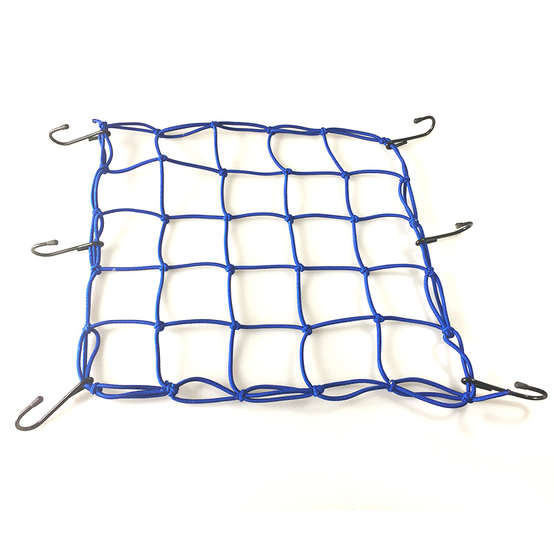 Helmnetz blau