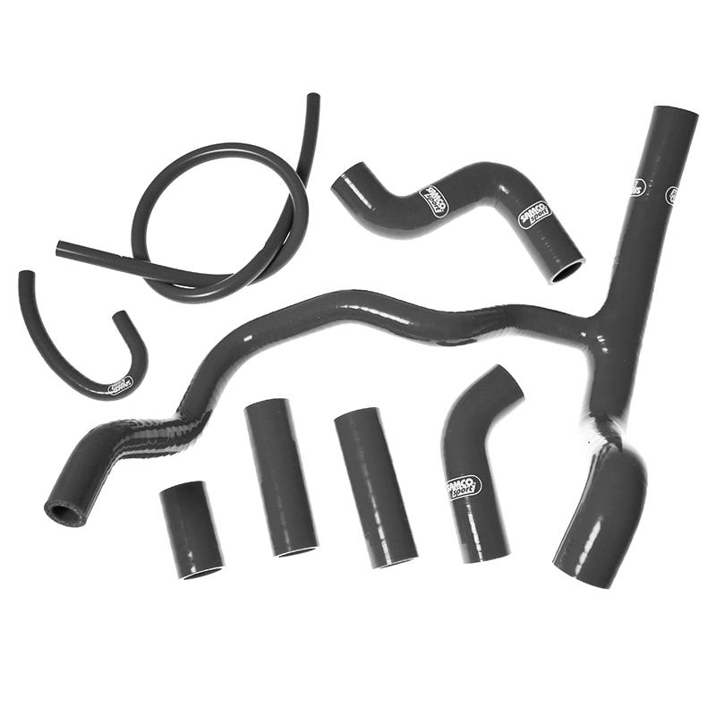 Siliconschlauch Kit gunmetal grey Tuo V4 1000/1100