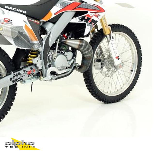 ARROW Abgasbirne HM CRE50 ´03- Titan