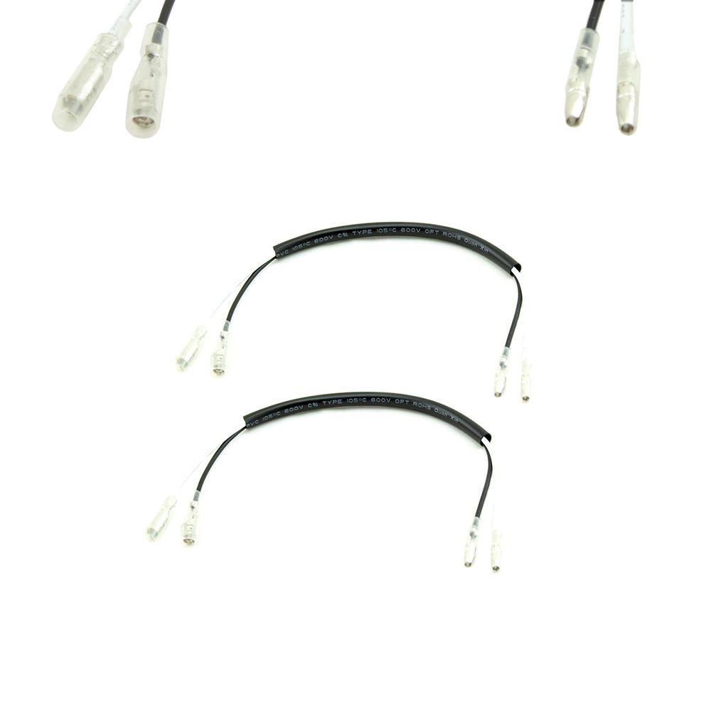 Adapterkabel von LED-Miniblinker auf Kabelbaum für Suzuki und Yamaha
