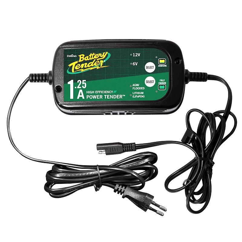 Ladegerät Battery Tender Plus 1.25A Select