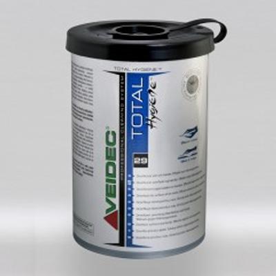 "VEIDEC - Reinigungstücher ""Total Hygiene 29"""