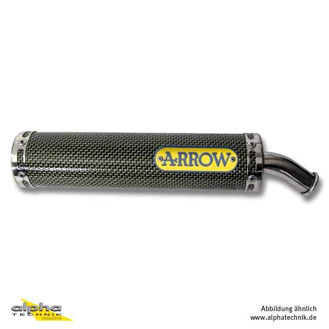 ARROW Dämpfer MX125 TZ 04- Kevlar