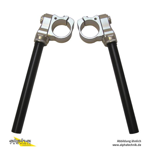 GILLES VarioBar Lenker Basis 35 mm silber