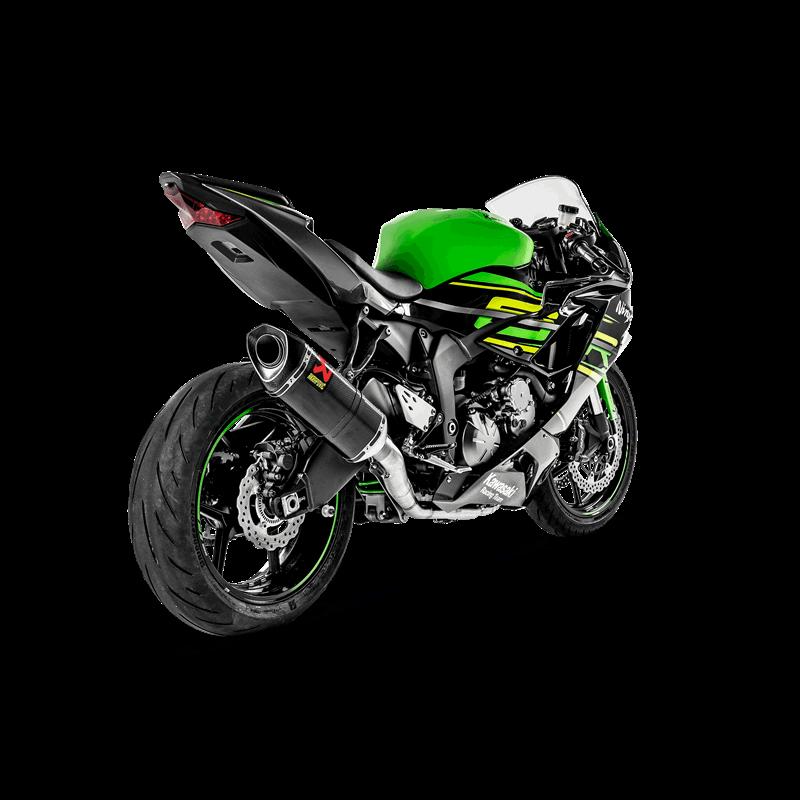 Akrapovic Racing Line (Carbon) für Kawasaki Ninja ZX-6R 2009-, Ninja ZX-6R 636 2013-