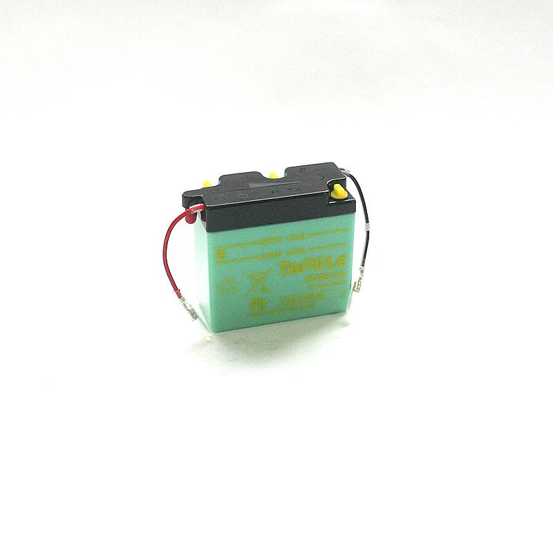 ToPlite YUASA Batterie 6N4B-2A