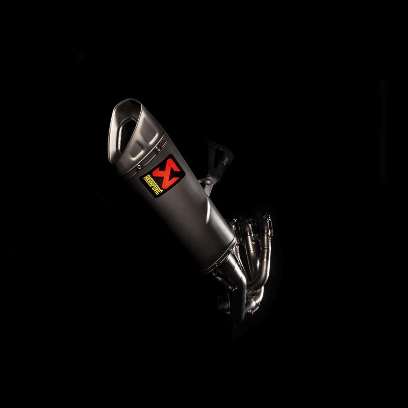 Akrapovic Evolution Line (Titanium) Auspuffanlage für Honda CBR1000RR-R Fireblade (SP) 2020-