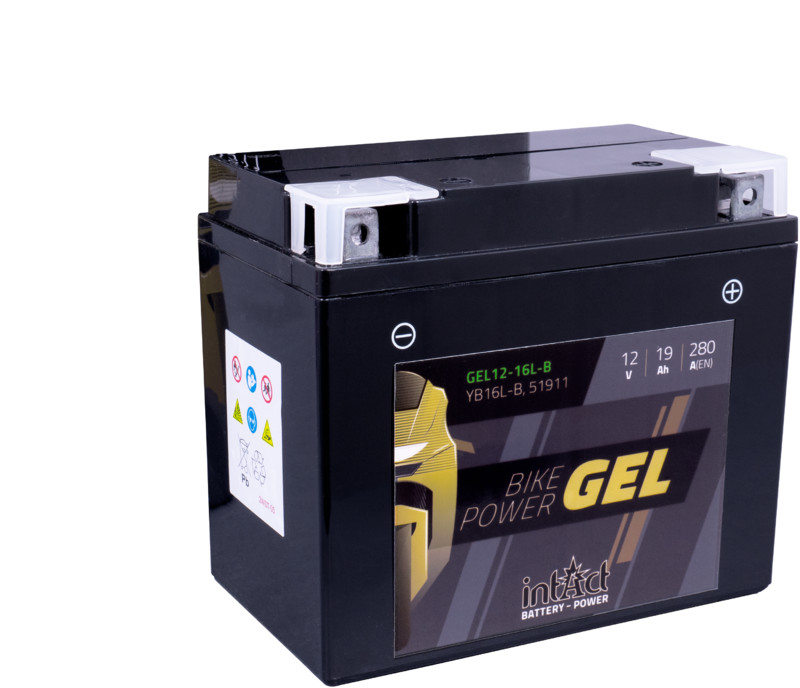 Intact GEL Batterie  YB16L-B / 51911